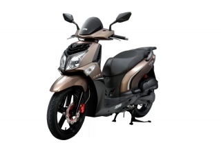 Sym HD 2 Sporty CBS 125